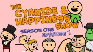 A Day At The Beach - S1E1 - The Cyanide & Happiness Show