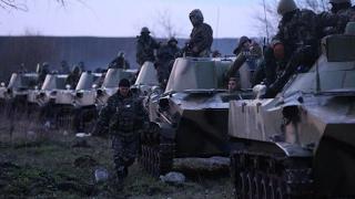 новости Украины, обострение на Донбаccе