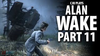 GHOST TOWN - Let's Play Alan Wake Part 11 | Walkthrough With Commentary | PC Gameplay