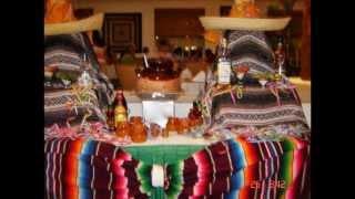 IDEAS PARA DECORAR Y ORGANIZAR UNA NOCHE MEXICANA