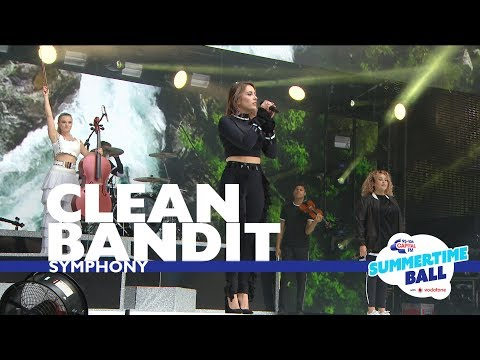 Clean Bandit - 'Symphony' (Live At Capital's Summertime Ball 2017)