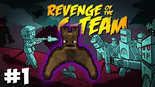 Minecraft: I CAN FLY!!! - Revenge of the C-Team Ep. 1