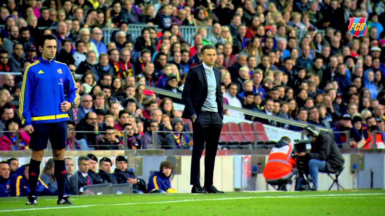 Luis Enrique vs Real Sociedad: Focus on the boss