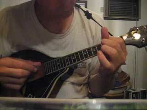 The Beatles - Yesterday (Mandolin)