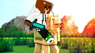 Mi nueva vida en Minecraft