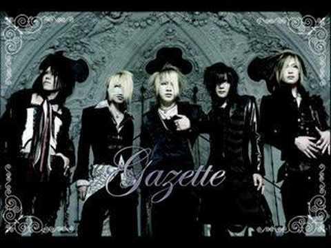 Gazette - Anata No Tame No Kono Inochi