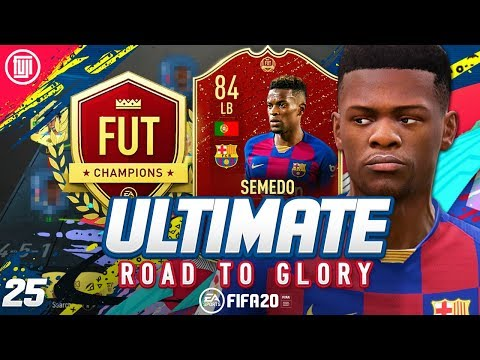 YES!!! I TOLD YOU!!! ULTIMATE RTG #25 - FIFA 20 Ultimate Team Road to Glory