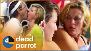 Green Wing | Series 2 Episode 7 | Dead Parrot
