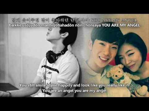 Jokwon - The Day Of Confessing My Love (moving Song) [hangul + Romanization + Eng Sub] video
