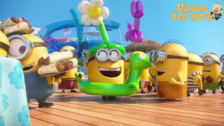 Minions funny memorable moments and clips HD (episode 02)
