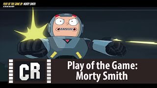 Play Of The Game: Morty Smith