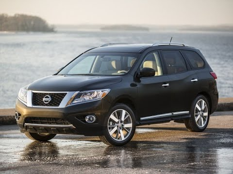 New 2015 Nissan Pathfinder Review