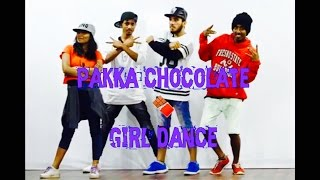 Pakka chocolate girl dance choreography  kannada rapper Chandan shetty  Rocky,satish,sagar,Shweta