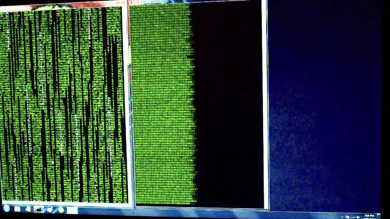 Computer Hacking Irl