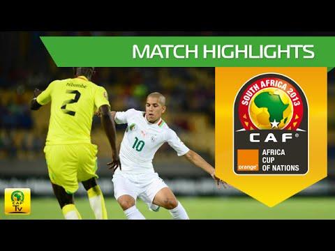 Algérie - Togo | CAN Orange 2013 | 26.01.2013