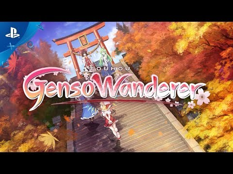 Touhou Genso Wanderer Reloaded – Announcement | PS4