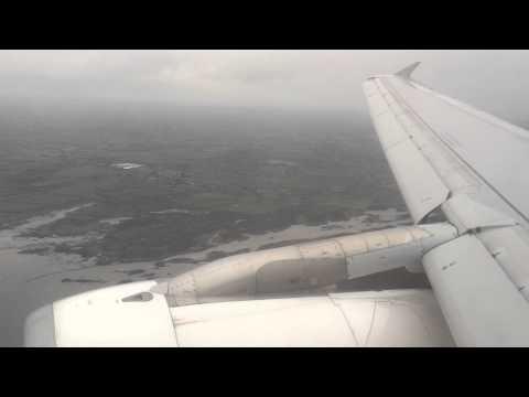 ✈ Aer Lingus Airbus A319 Shannon Airport landing // LHR-SNN