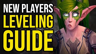WoW Beginners LEVELING GUIDE [World of Warcraft Guides]