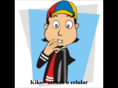 kiko- atende o celular- toque de celular engraçado e antigo mp3