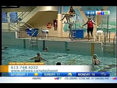 Splash Wave Pool Programs Youtube