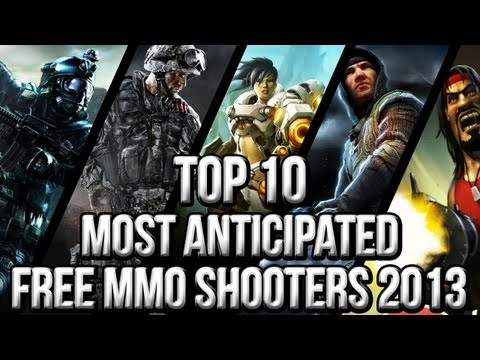 Top 10 Most Anticipated Free MMO Shooters For 2013