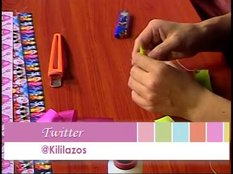 Detalles Magicos con MimiLuna Invitada Kili Lazos LAZOS y CINTILLOS parte2