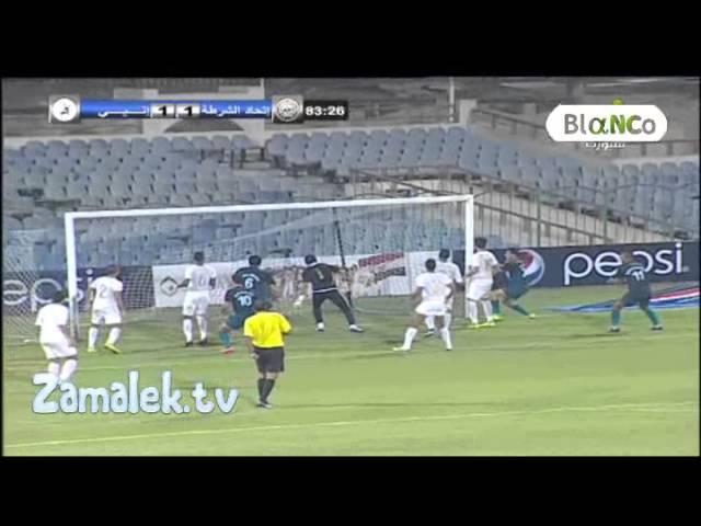 اهداف اتحاد الشرطه وانبي 2-1 الاسبوع الثاني الدوري المصري