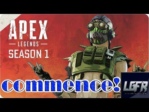 APEX: SAISON 1 COMMENCE - Infos / Prix & Passe de Combat