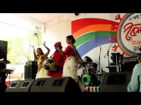 Dhol Baje By Apac In Pohela Boishak 2014 video