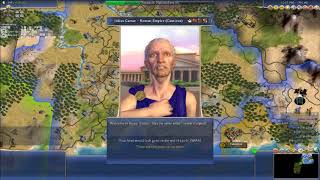 Sid Meiers Civilization 4 on an AMD FX 4130 with a GTX 750 Ti.