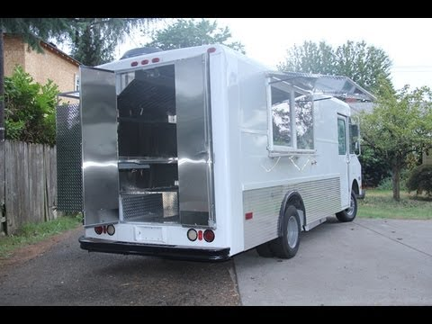 Taco Truck For Sale - YouTube