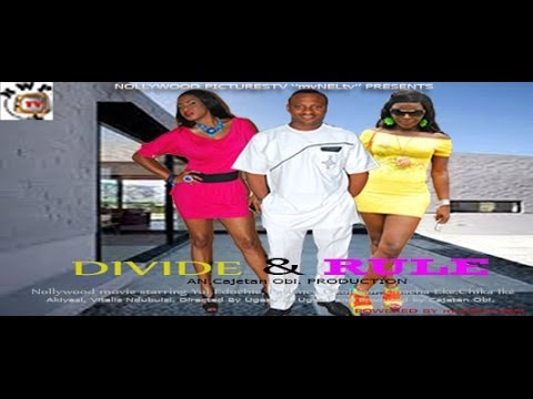 Divide And Rule   -   Nigeria Nollywood Movie video