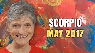 SCORPIO MAY 2017 Horoscope | Barbara Goldsmith Astrologer