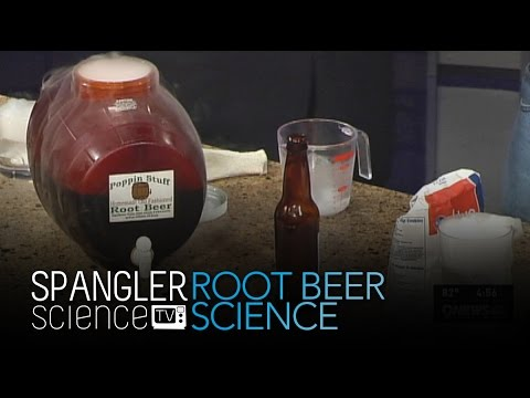 Root Beer Science - Cool Science Experiment