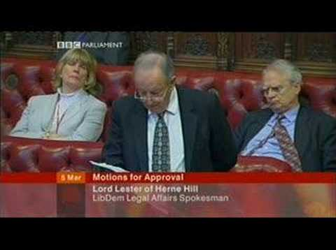 Sleeping In The House Of Lords Youtube
