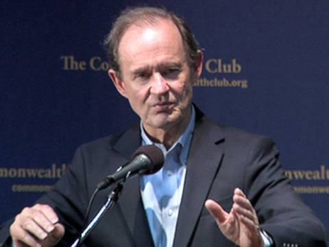 Boies on Prop 8 Ruling: No Legitimate Argument Against Gay Marriage