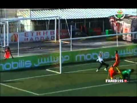 NA Hussein Dey 0-2 MO Bejaia