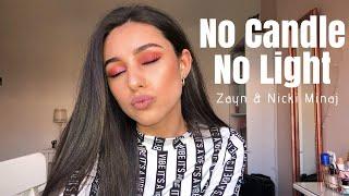 No Candle No Light By Zayn & Nicki Minaj Cover By Aiyana K