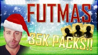 OMG ITS FUTMAS! 35K Packs BABY! Nick28T Clothing is here! FIFA 15 Ultimate Team