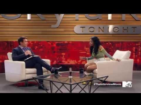 James Franco Trolling Nicki & Iggy  Finds Out How Fancy Iggy Azalea Is + Asks Nicki Minaj About That