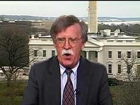 John Bolton gets pwned