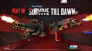 [Hindi] PUBG MOBILE GAME PLAY | NEW ZOMBIE MODE UPDATE#13
