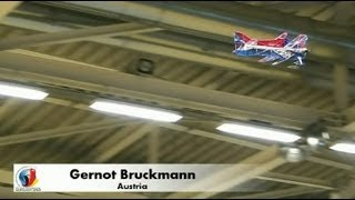 Great flights that made Bruckmann a World Champion in 2013 !