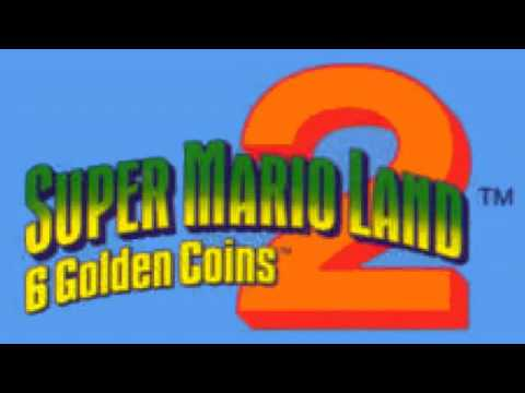 Pumpkin Zone  Super Mario Land 2  6 Golden Coins Music Extended