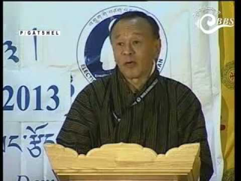 General Election ECB Debate:- Nanong-Shumar Constituency (P/Gatshel)