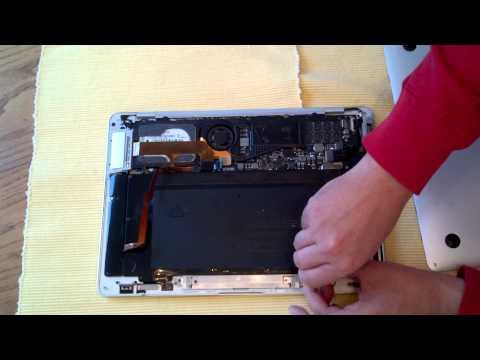 Macbook Air Audio Flex Cable Fix