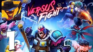 VERSUS FIGHT | GAMEPLAY TRAILER (ANDROID)