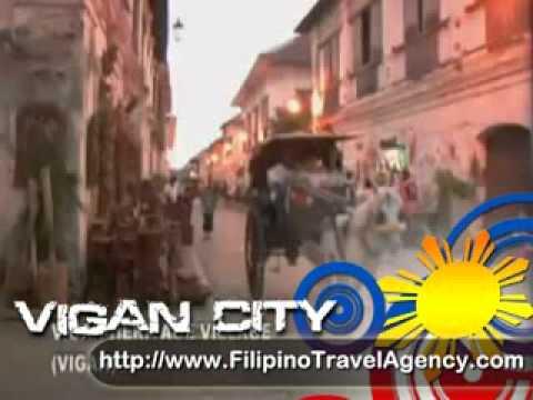 Philippines travel destination - City of Vigan, Ilocos Sur