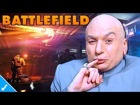 DR EVIL PLAYS BATTLEFIELD 3