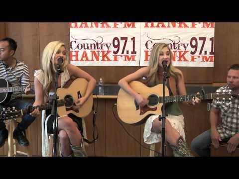 Maddie And Tae - Girl In A Country Song